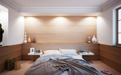 Inspirace pro ložnice