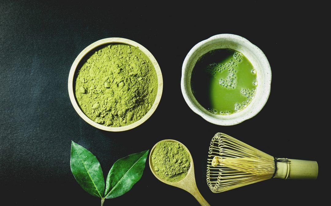 Matcha tea – kvalitní čaj v prášku