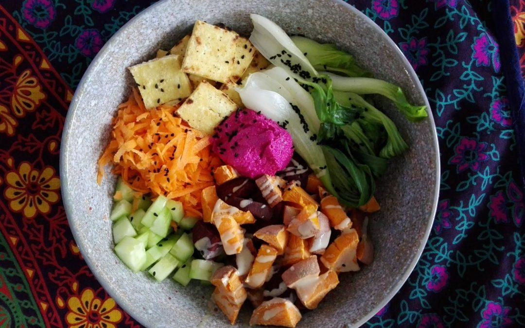 Jak si složit výživný a chutný talíř?